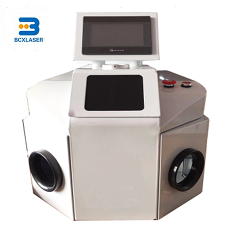 200W Laser Welding Machine Widely Used In Dental Denture Processing And Sub-industry