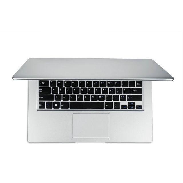 "Ultraslim Cheap Notebook Computer PC Windows 10  Laptop Intel Z8350 14.1"" 4GB RAM 64GB ROM Dual Wifi Student Netbook Ultrabook 3"