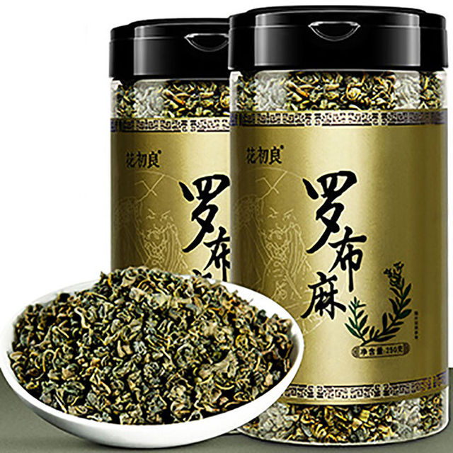 Apocynum Venetum Xinjiang Radish Hemp Tea Origin Non-Grade Wild Buds Authentic Apocynum Venetum