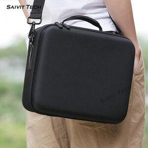 Image 5 - Grand sac de transport Nintendoswitch accessoires de protection EVA coque rigide housse de voyage pour Console Nintendo Switch