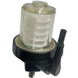 Filtr na paliwo żeglugowe niezawodny komponent łatwa instalacja plastikowy separator wody i oleju trwały dla silników zaburtowych Yamaha 9.9 40HP|Filtry paliwa|Samochody i motocykle -
