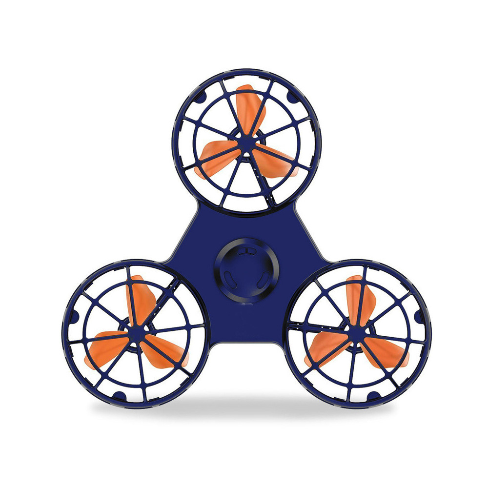 New Mini Fidget Spinner Hand Flying Spinning Tops Autism Anxiety Stress Release Toy Great Funny Gift Toys For Children