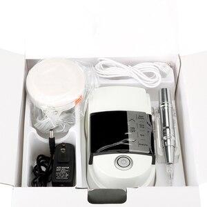Image 2 - Kit de maquillaje para cejas y labios, máquina rotativa de Kit con Motor para tatuaje de máquina de maquillaje permanente, Envío Gratis