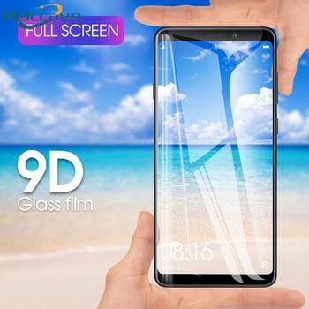 100 Pieces Full Coverage 9D Tempered Glass For Samsung Galaxy A6 2018 A8 Plus A3 A5 A7 2017 2016 A320 A520 A720 A310 A510 A710