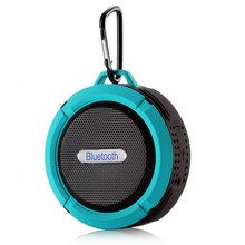 Waterproof Bluetooth Speaker Outdoor Sucker Mini Bluetooth Speaker Mobile Car Subwoofer Outdoor Mini Portable Speaker mi bluetooth speaker mini
