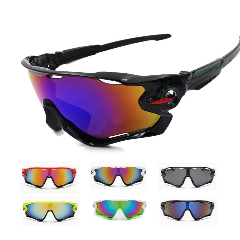 Outdoor Cycling Sunglasses Sprot Bike Mountain Bicycle Glasses Motorcycle Fish Sunglasses Cycling Eyewear