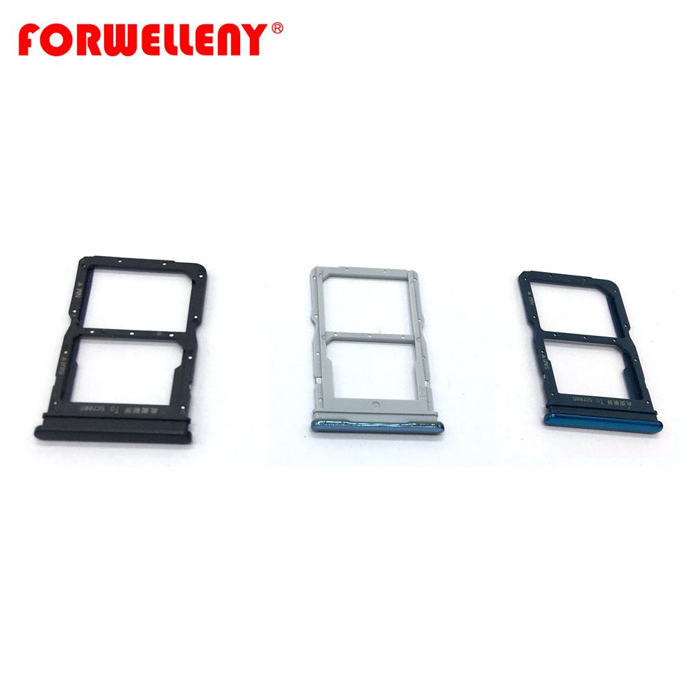 For Honor 10i Sim Card Holder Slot Tray Replacement Adapters