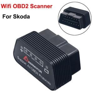 Wifi OBD2 Scanner Code Reader