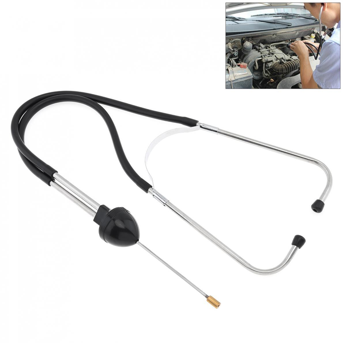 Auto Auto Diagnose Werkzeuge Motorblock Stethoskop Automotive Detektor Mechanik Tester Werkzeuge Motor Analysator