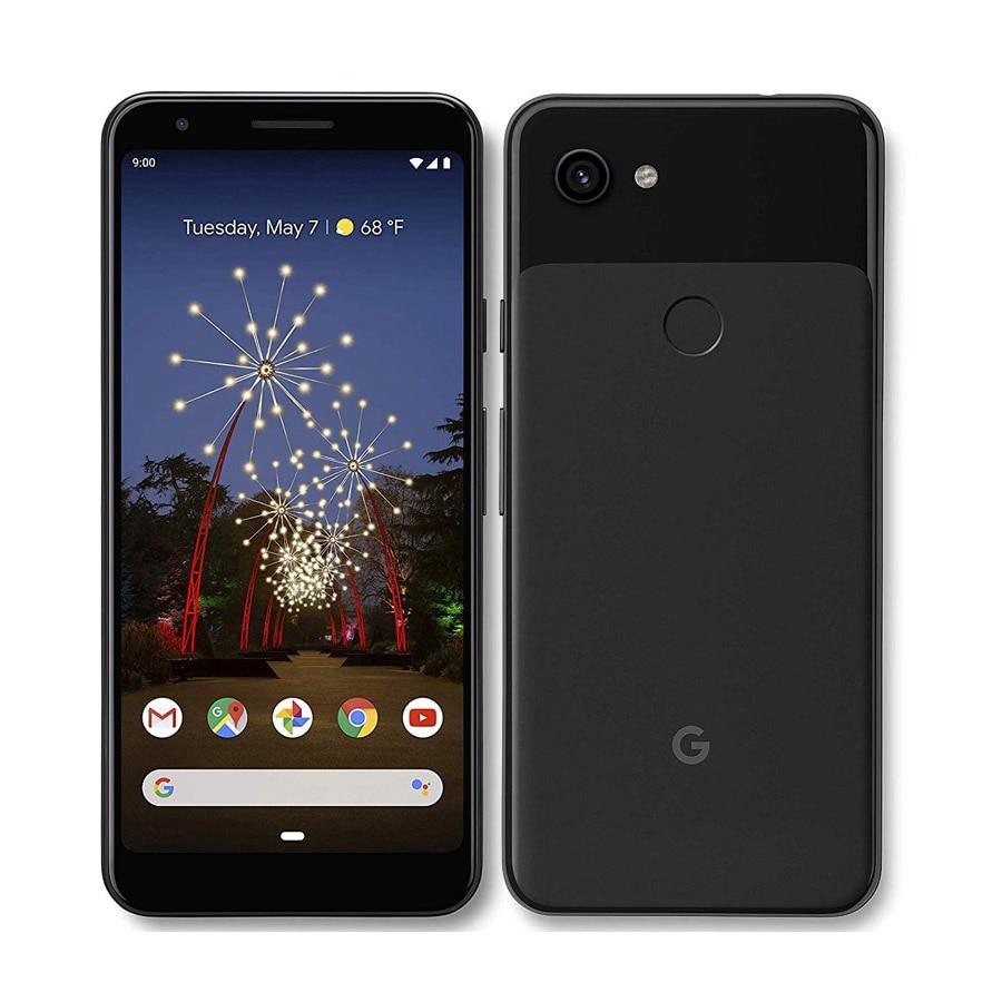 Brand New Original Google Pixel 3A Mobile Phone 4GB RAM 64GB ROM 5.6 Inch Snapdragon 670 Octa Core 12.2MP 8MP NFC 4G Smartphone