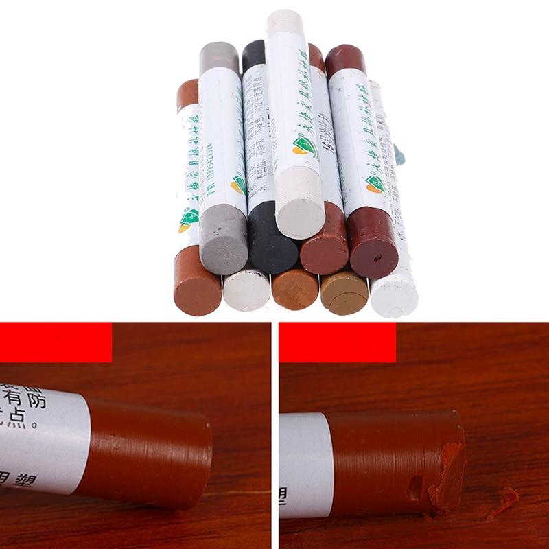 Wood Repair Kit Furniture Paint Floor Repair Floor Wax Crayon Scratch Patch Paint Pen Wood Composite Repair Material