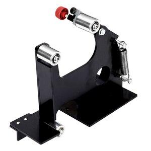 Image 3 - Amoladora angular eléctrica M10/M14, accesorios de adaptador de correa de lijado para máquina pulidora de madera 100/115 125