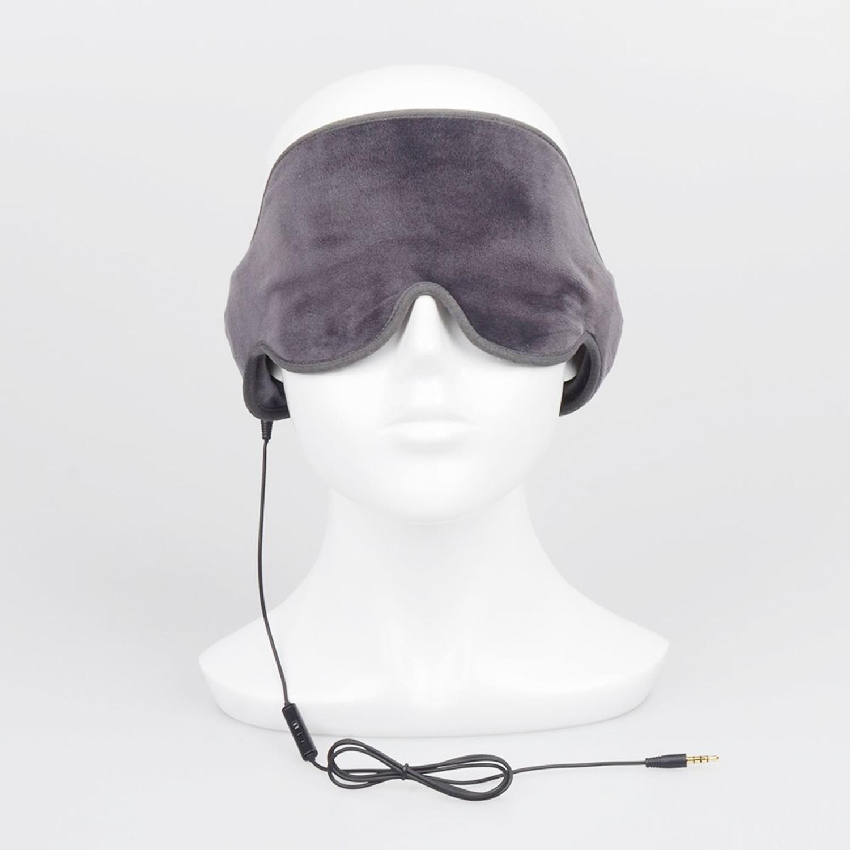Wireless Bluetooth Earphone Sleep Mask Phone Headband Soft Earphones For Sleeping Headphone Listening Music Answering Phone in Bluetooth Earphones Headphones from Consumer Electronics