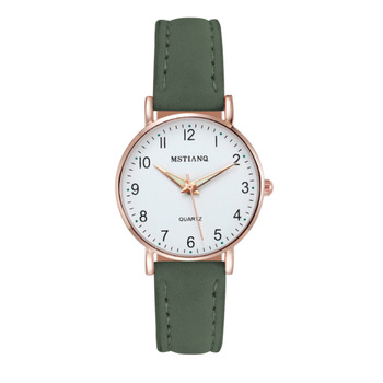 2020 NEW Watch Women Fashion Casual Leather Belt Watches Simple Ladies' Small Dial Quartz Clock Dress Wristwatches Reloj mujer - AAAD5
