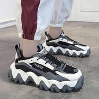 EXCARGO/Модная обувь; мужские кроссовки на платформе; коллекция 2020 года; сезон весна-осень; Новинка; Мужская обувь для отдыха; кроссовки на масси...