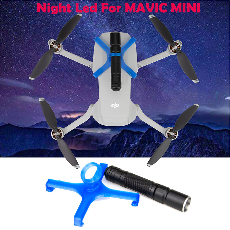 DJI Mavic MINI Drone Night LED Lights Night Flight Searchlight Flashlight For DJI Mavic MINI Drone Accessories