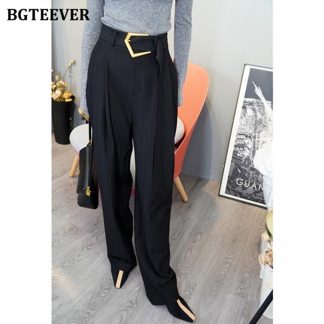 Fashion Wide Leg Pants 2
