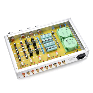 Image 5 - 2020 new F1 Tone tune preamplifier for hifi audio amplifier FV 2020 OP AMP preamp LME49710 JRC5534 AD797 OPA627BP MUSES03