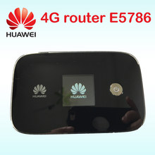 Unlocked Huawei E5786 E5786s-62a 4G LTE Advanced CAT6 Router Huawei 4G Router dengan Slot Kartu SIM 4G LTE Router industri(China)
