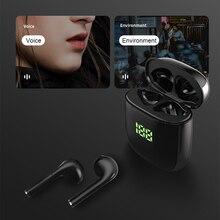 L8 TWS сенсорное управление бас Беспроводные наушники с двойным микрофоном Bluetooth V5.0 спортивные наушники 3D стерео гарнитура для всех телефонов...