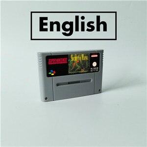 Image 1 - Secret de mana rpg carte de jeu EUR Version anglais batterie économiser