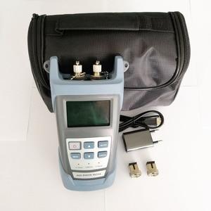 Image 4 - Compteur dénergie optique portatif de PON avec la longueur donde dessai de réseau de PON (1490nm, 1550nm,1310nm) ONT / OLT RY P100