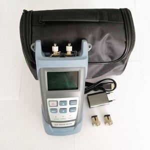 Image 4 - Handheld PON Optical Power Meter mit PON Netzwerk Prüfung Wellenlänge (1490nm, 1550nm,1310nm) ONT / OLT RY P100