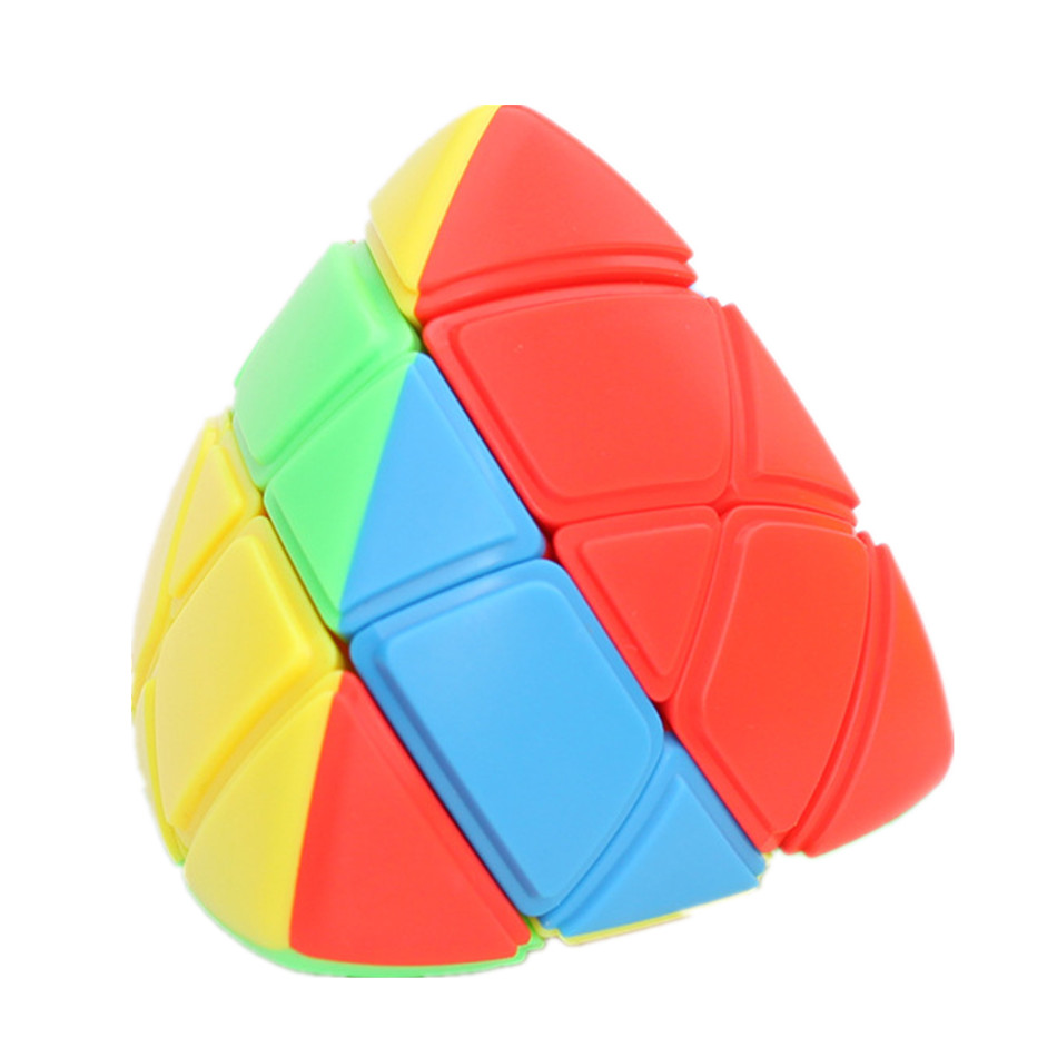 YJ 3x3 Mastermorphix Magic Cube 3Layers Speed Cube Professional Cubo Magico Puzzle Toy For Children Kids Gift Toy
