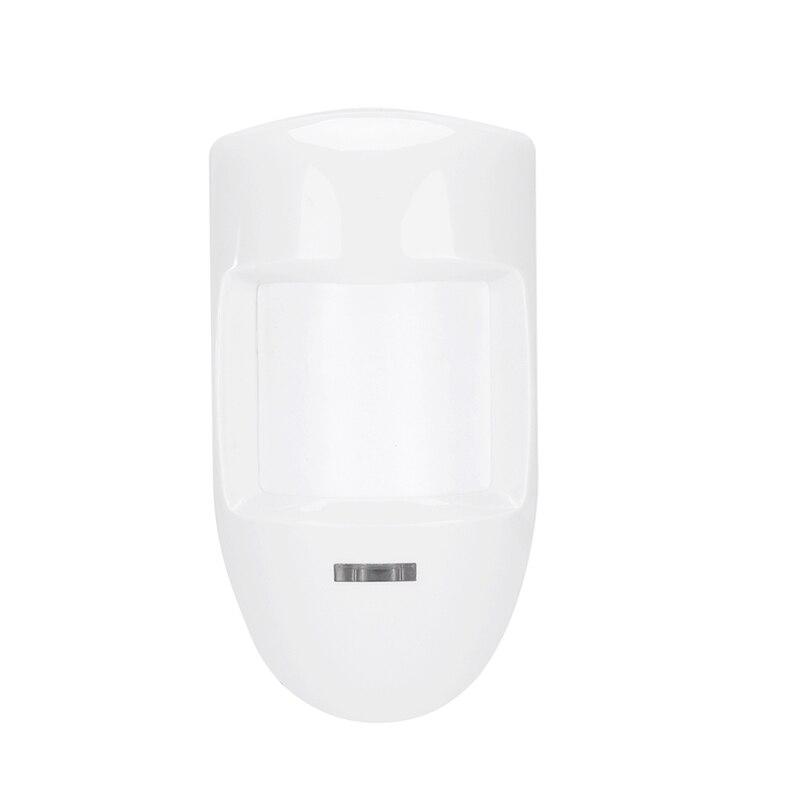 12V Wired Dual PIR Motion Sensor Infrared Probe Burglar Alarm Detector Home Security System