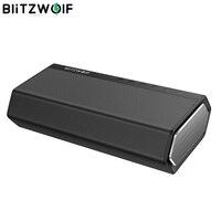 BlitzWolf BW AS2 40W 5200mAh Double Driver Wireless bluetooth Speaker 30W Strengthened Upward Bass Hands free Aux in Speaker