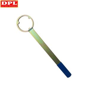 Image 2 - DPL Motor Zahnriemen Entfernung Installation Werkzeug Set Für Subaru Forester Nockenwelle Pulley Wrench Halter Auto Reparatur Werkzeug