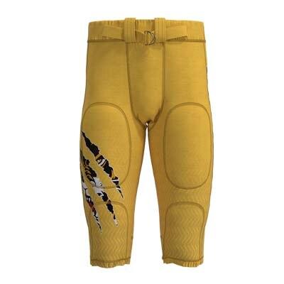 Пользовательские профессиональные американские футбольные брюки для мужчин и женщин детские полиэстер удобные гоночные тренировочные футбольные брюки - Цвет: Черный