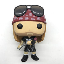 Rocks Guns N Roses - Axl Rose Vinyl Action Figures Collectible Model Toy has defect collection for kids gifts no box толстовка red n rocks red n rocks mp002xm050k6