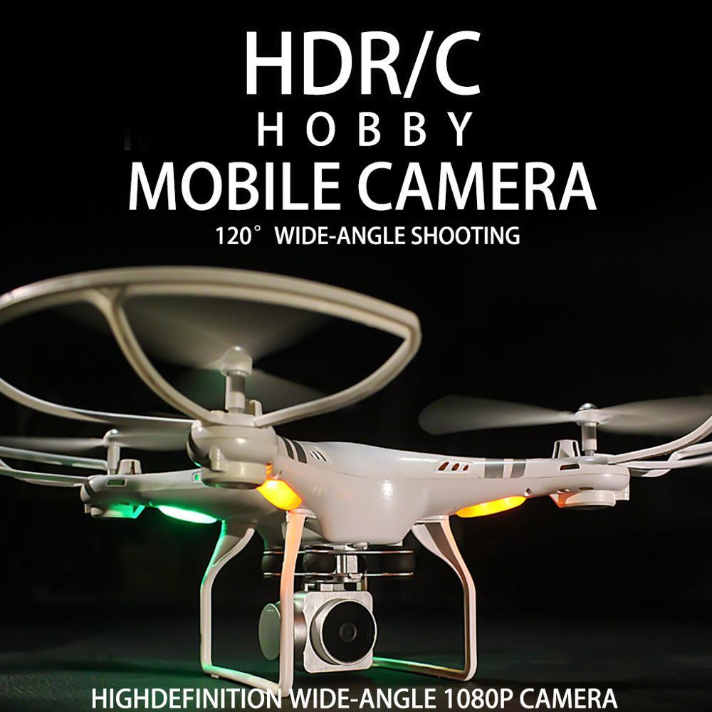 Nouveau HD5H réglable grand Angle 1080p 5MP HD caméra drone WiFi FPV vivant quadrirotor Drone haute qualité 4 axes hélicoptère Dron T830