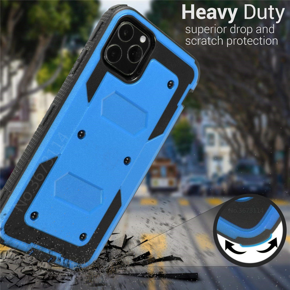 Full Protection Phone Case For iPhone 11 Pro XS Max XR 7 8 6 6S Plus X