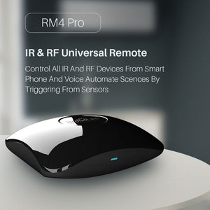 Image 4 - جهاز تحكم عن بعد ذكي عالمي من Broadlink RM4 Pro RM4C Mini 2020 متوافق مع أليكسا جوجل هوم