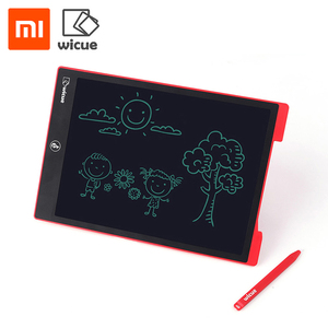 Image 1 - 12 inch Mijia Wicue LCD Writing Tablet Handwriting Board Electronic Drawing Imagine Graphics Pad for Kid Office