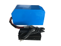 2020 Design 72V 38.4Ah Lithium Battery ,Ebike Battery with100A BMS and 5A Charger for 8000W Ebike Kit