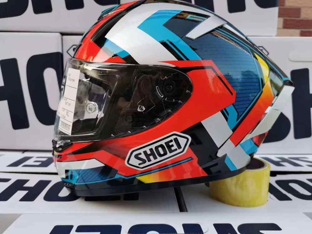 Tam yüz motosiklet kask X on dört X14 93 Marquez kask sürme motokros yarış motosiklet kask