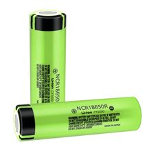 Bateria JOUYM 18650 100% nowa oryginalna bateria litowa NCR18650R 3.7v 2000mAh do latarki