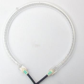 цена 15cm BBQ round heating tube halogen infrared lamp for halogen flavor wave turbo oven 220V 1200-1400W Heater Lamp онлайн в 2017 году