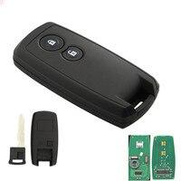 Wilongda 2 버튼 스마트 카드 키 리모트 키리스 키 315MHZ ID46 칩 스즈키 스위프트 SX4 그랜드 비타 라 오토 키