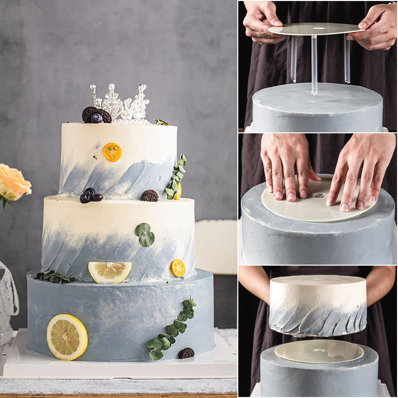 4-12 Inch Cake Stand Support Frame Cake Piling Bracket