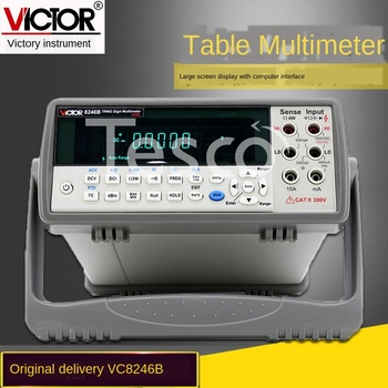 Instrument VC8246B Digital Multimeter Digital Display Multimeter Multimeter Desktop Automatic Range