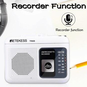 Радиоприемник RETEKESS TR606 FM/AM 5