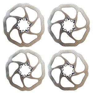 4 Uds nuevo AVID HS1 Rotores de freno disco 12 manchas BB5/BB7 MTB - 2 uds 160Mm y 2 uds 180Mm