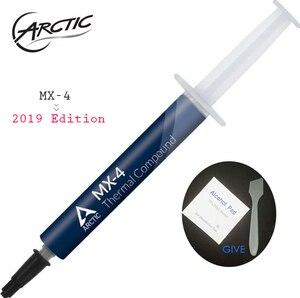 2019 القطب الشمالي MX-4 2g 4g 8g المعالج ، CPU GPU برودة شحم حراري 8.5 w/(mk) موصل الجص غرفة تبريد ، البائع يوصي