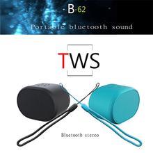 цена на New High-quality Bluetooth Speaker Wireless Bluetooth Portable Mini Audio TWS Sub Woofer With TF Card Mini And Exquisite Audio