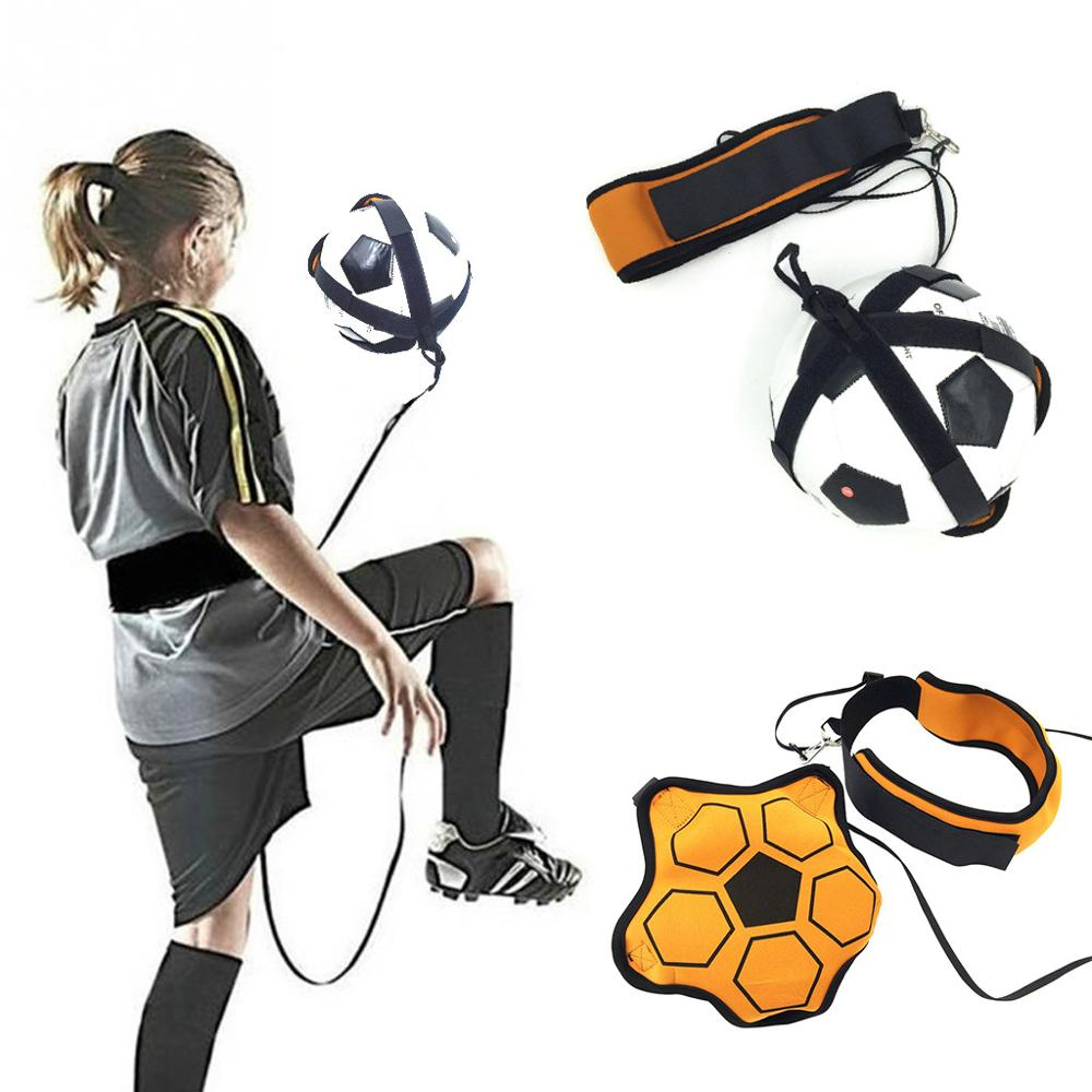 Football Training Adjustable Sports Assisted Football Practice Belt   Adjustable  Nylon Material  Soccer Ball Practice W@