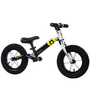 Подножка-слайдер из алюминиевого сплава для детей 2-7 лет, 12 дюймов, детский балансировочный автомобиль, шаговый двигатель 2019